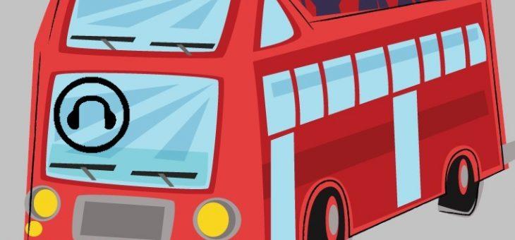 Audioguias para Autocarros com GPS e RFiD