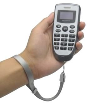 Audioguia automático com beacons RF/IR e TAGs passivas